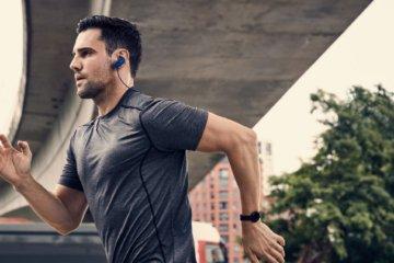 SONY MDR-XB50B - słuchawki do biegania