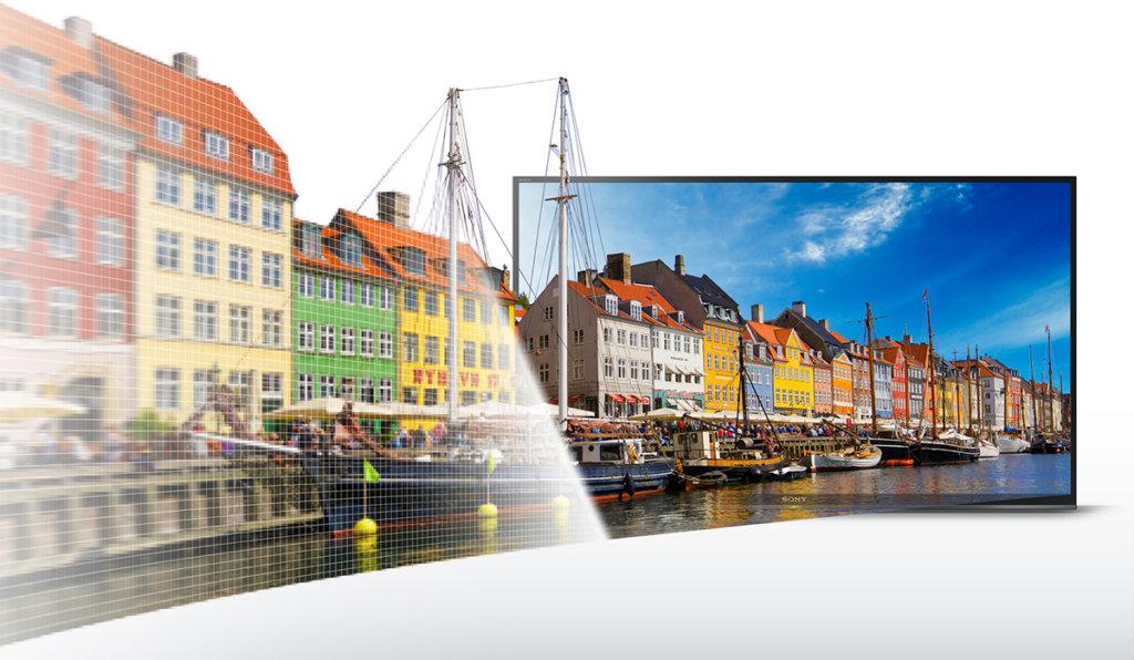 Sony KDL-46HX920 - montaż i funkcje telewizora