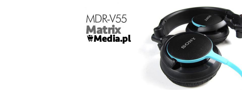 Sony-MDR-V55