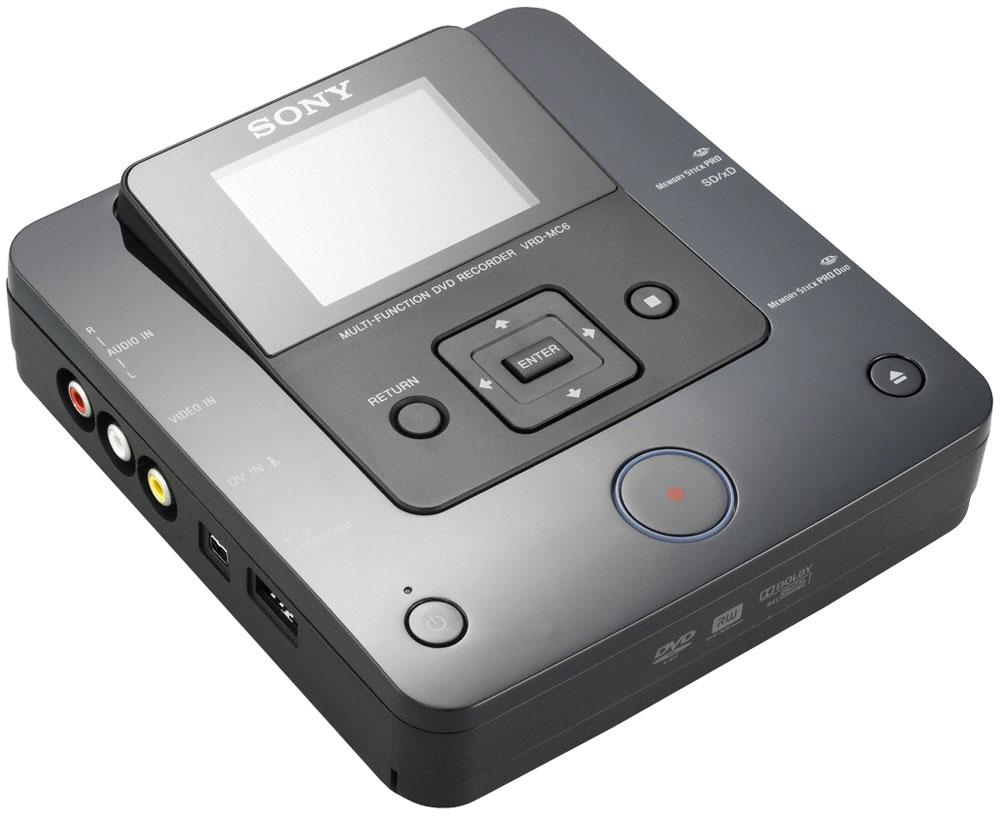 nagrywarka Sony MC6