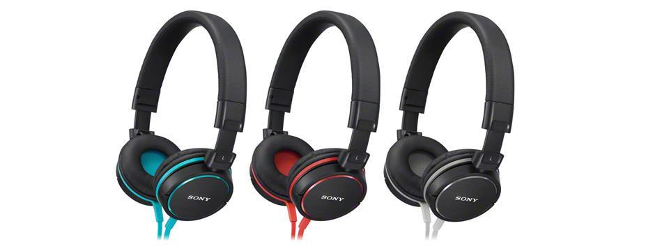 słuchawki sony MDR ZX600