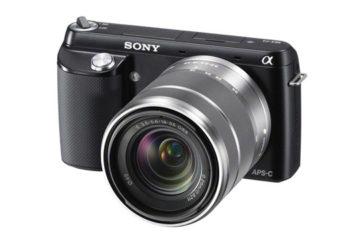 aparat Sony NEX-F3KB