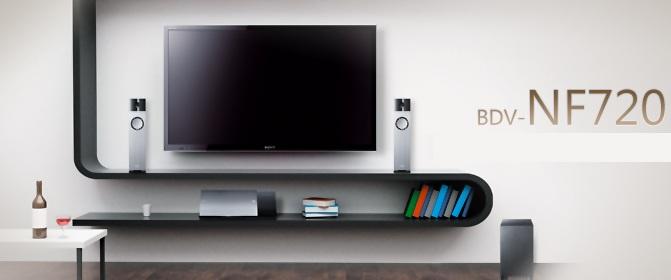 kino domowe sony BDV-NF720