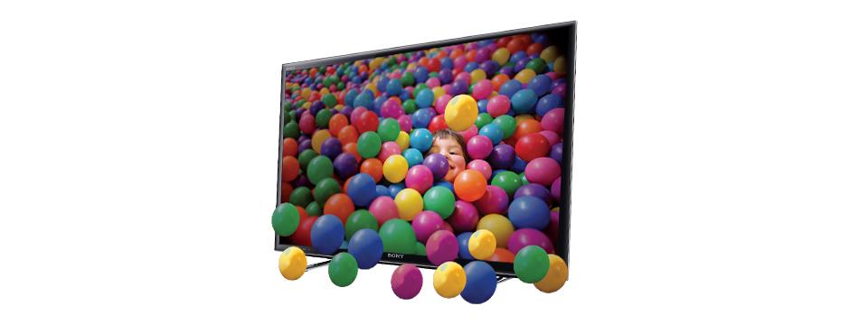 telewizor sony bravia 40hx750