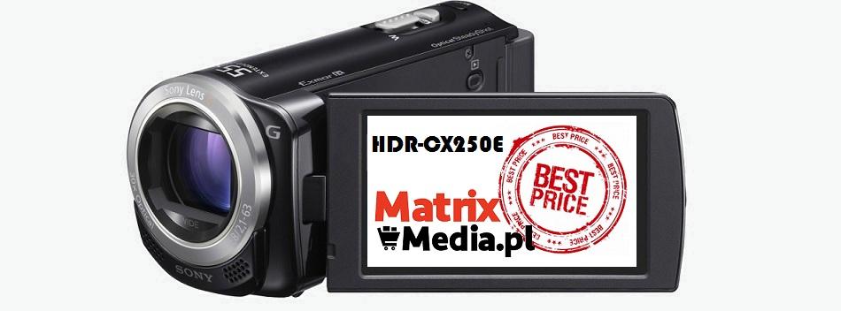 hdr-cx250e