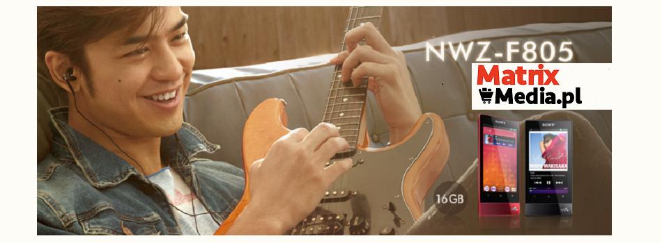 Odtwarzacz Sony NWZ-F805