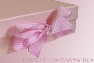 prezent komunijny dla dziewczynki