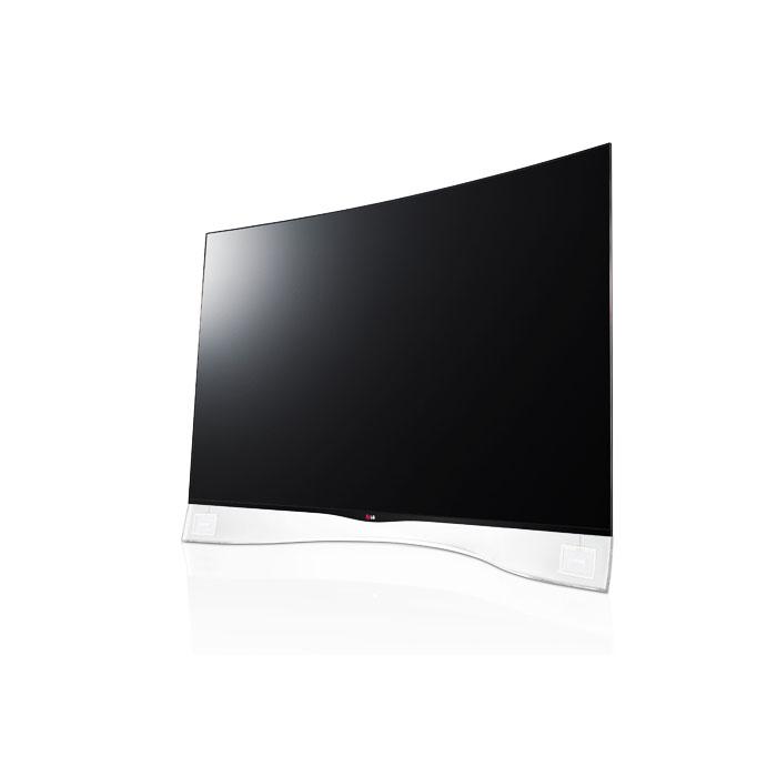 Zakrzywiony telewizor