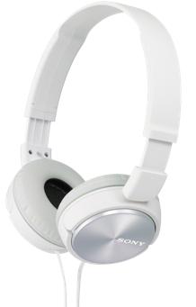 Słuchawki SONY MDR-ZX310 W