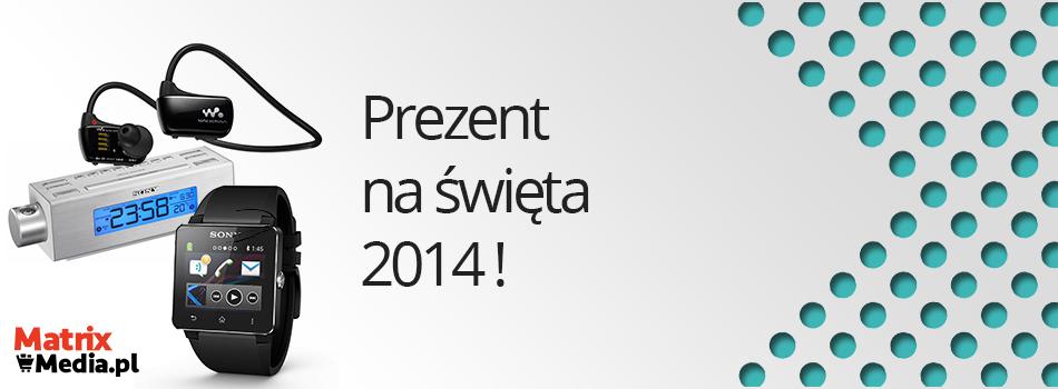 Prezent na święta 2014