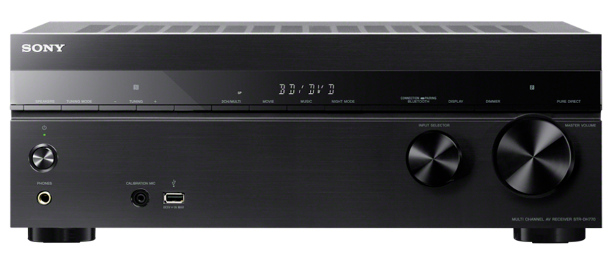niedrogi amplituner od Sony STR-DH770