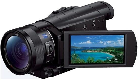 Kamera SONY FDR-AX100E