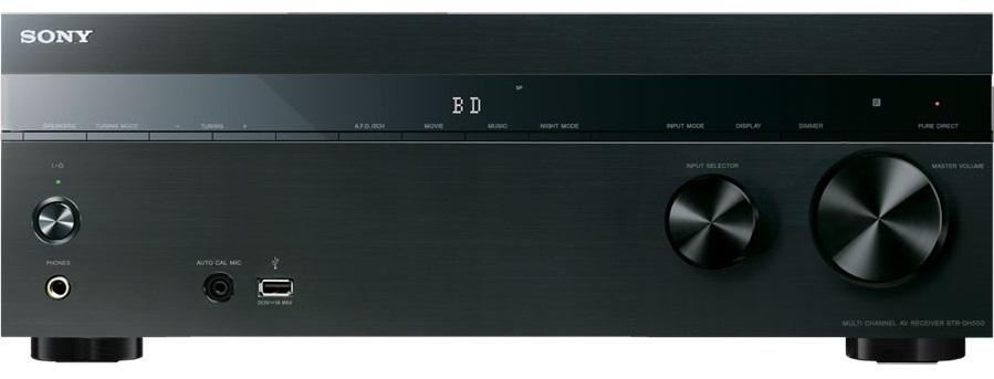dobry amplituner Sony STR-DH550