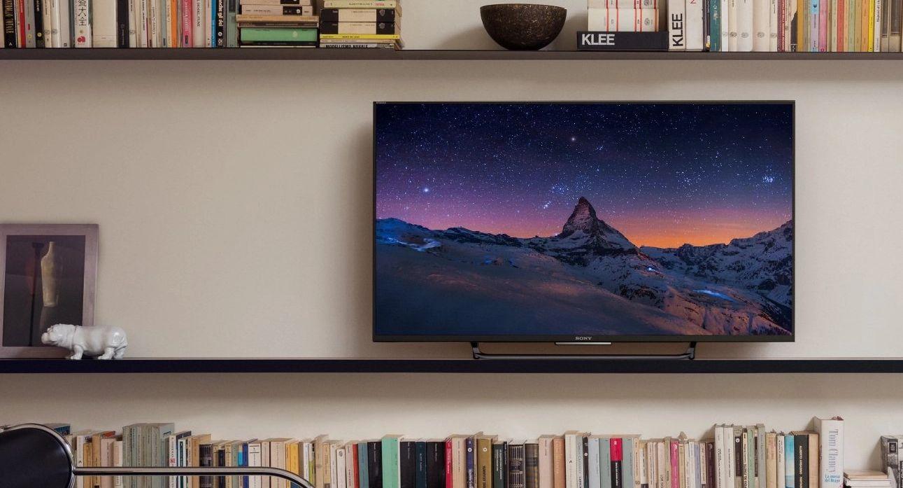 Telewizor SONY X83C z 4K