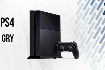 Konsola PS4 w 2016