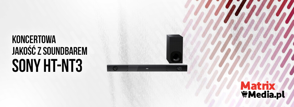 SONY HT-NT3 opinie