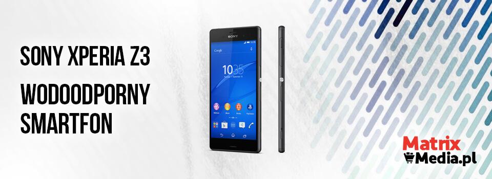 Sony Xperia Z3 opinie