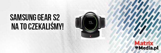 Samsung Gear S2 dane techniczne i opinie
