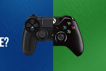 PlayStation 4 czy XboX one