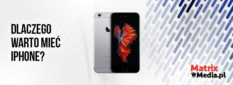 Czy warto kupić iPhone?