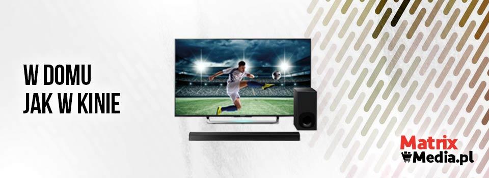 Telewizory Sony i Samsung 4K