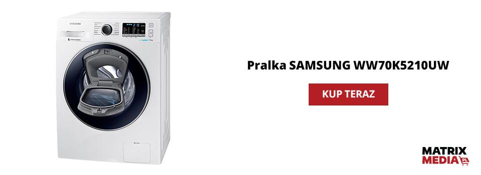pralka Samsung WW70K5210UW