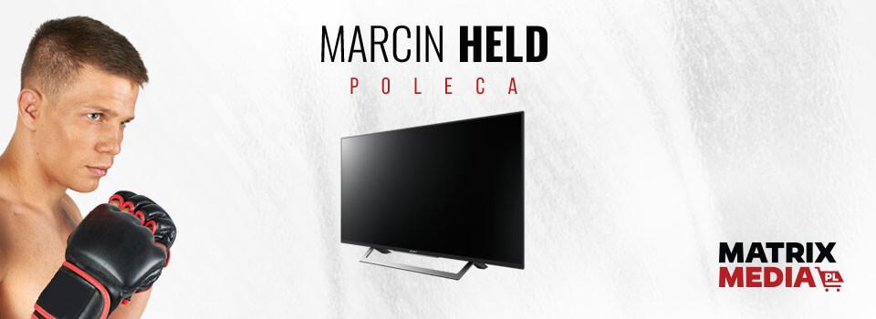 Marcin Hedl poleca