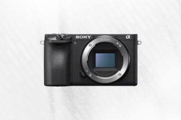 aparat Sony a6500