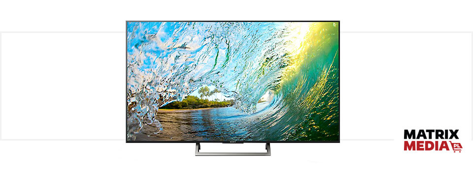 telewizor XE85 zalety