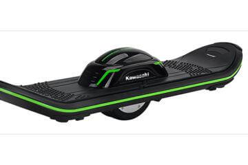 Deskorolka Kawasaki surfboard