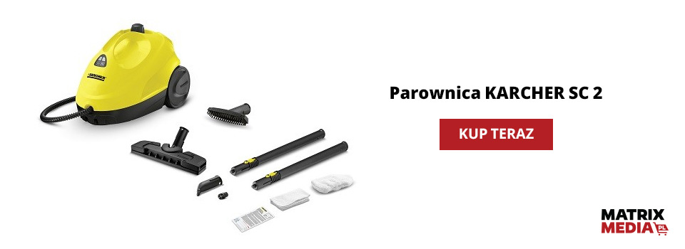 Parownica Karcher SC 2