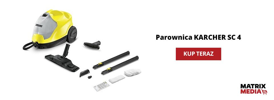 Parownica Karcher SC 4