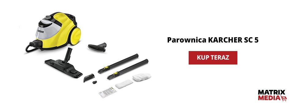 Parownica Karcher SC 5