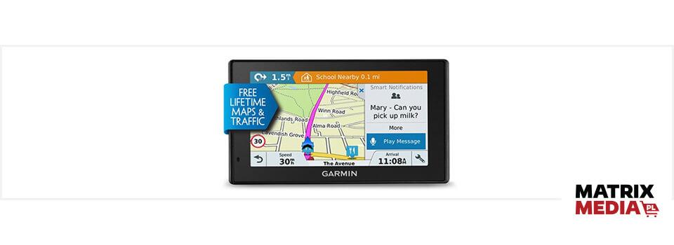 Nawigacje do samochodów osobowych Garmin opis produktów