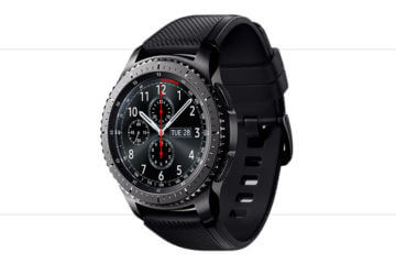 Smartwatch Samsung Gear S3 opis
