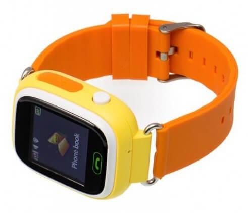 Smartwatch Kids 2 wygląd
