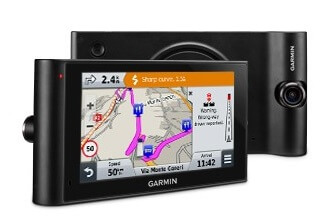 Nawigacja samochodowa Garmin DezlCam LMT D Europa opis