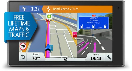 Nawigacja samochodowa Garmin Driveluxe 50 opis