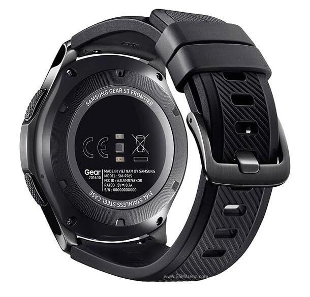 Smartwatch Samsung Gear S3 wygląd