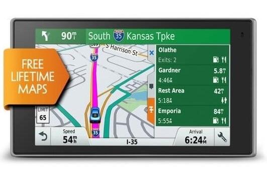Nawigacja samochodowa Driveluxe 50 LM opis