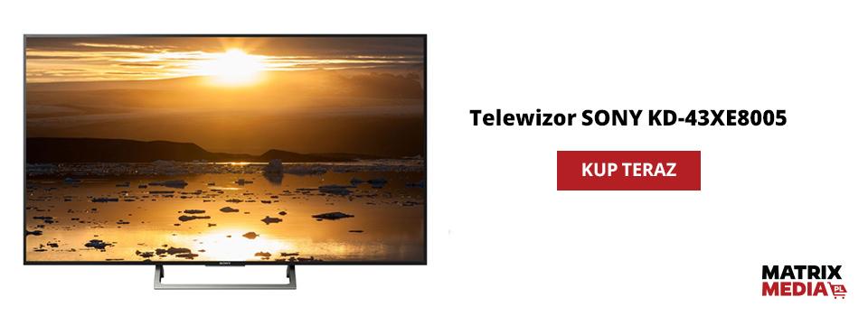 Telewizor Sony z Android TV
