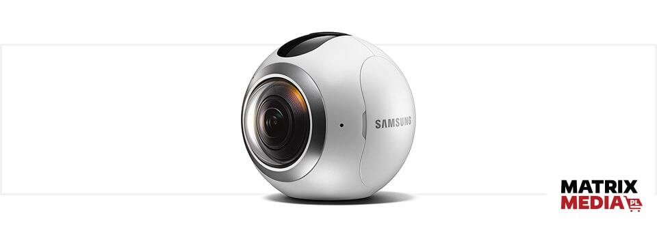 Kamera 360 na przykładzie kamery Samsung Gear