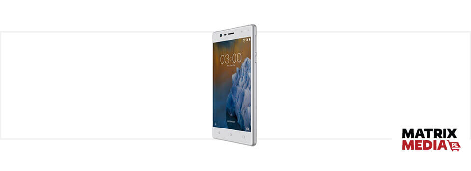 Smartfon Nokia 3 Dual SIM recenzja