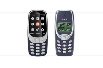 Telefon komórkowy Nokia 3310 2017 porównanie