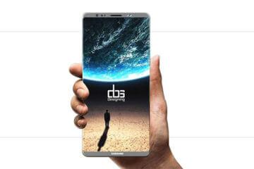 Smartfon Samsung Galaxy Note 8 premiera