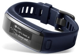 Opaska smartwatch Garmin Vivosmart HR