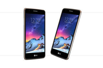 Smartfon LG K8 recenzja