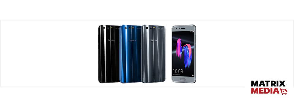 Smartfon Honor 9 vs. Huawei P10 porównanie
