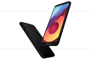 Smartfon LG Q6 specyfikacja techniczna