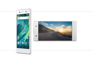 Porównanie smartfonów: Sony Xperia E5 vs Sony Xperia XA